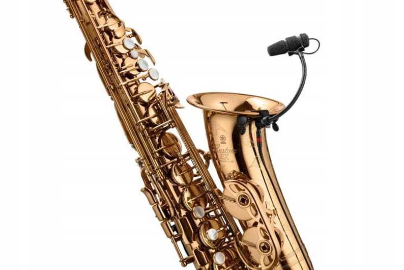 Как выбрать микрофон для саксофона