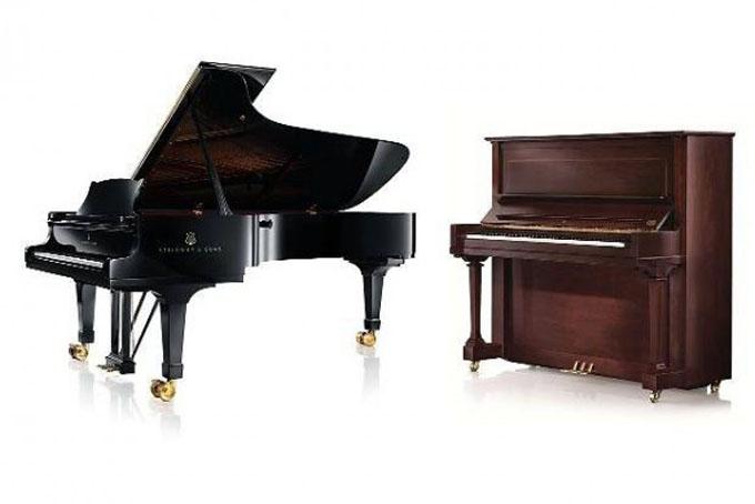 Чем отличается пианино от фортепиано