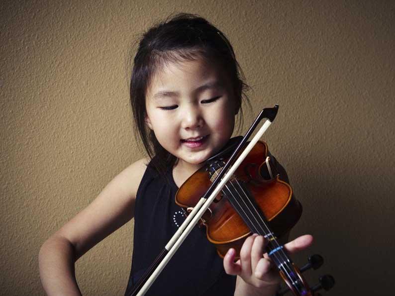 Как выбрать скрипку для ребенка 7 лет
