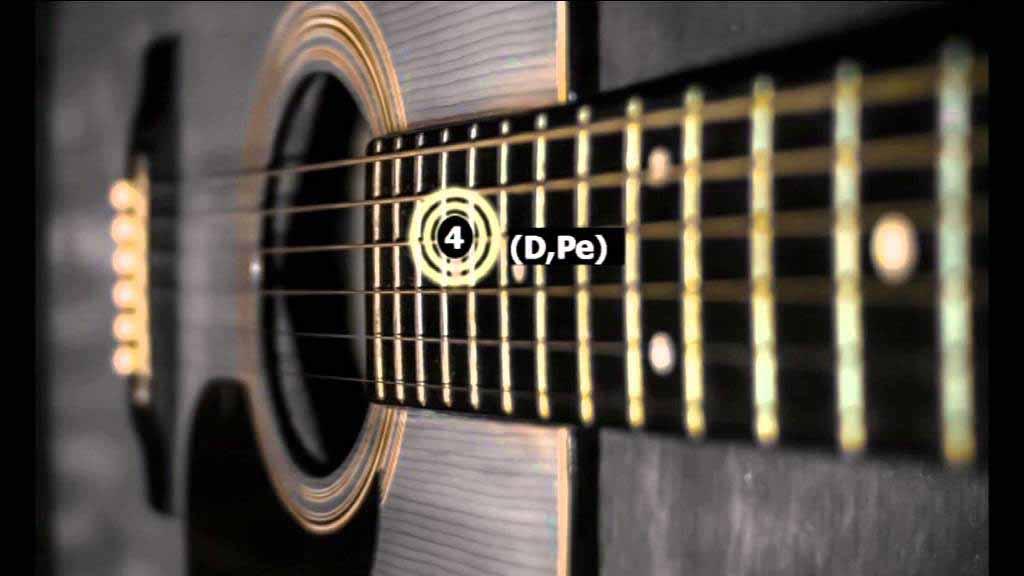 Как настроить гитару в drop D