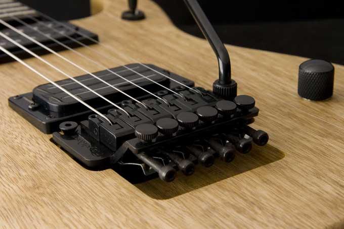 Как настроить гитару с флойдом
