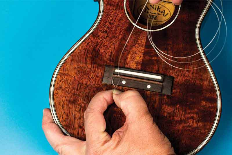 Струны для укулеле