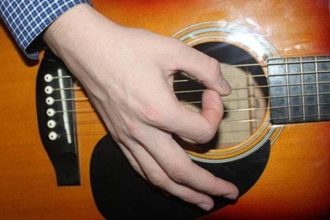 Техника боя шестерка на гитаре для начинающих