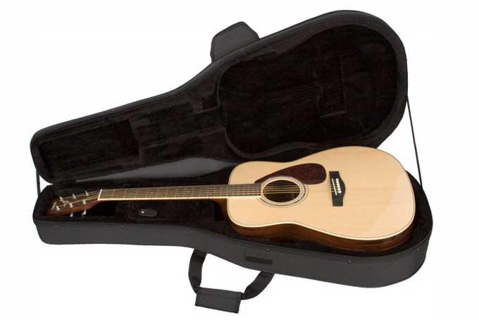 Как подобрать чехол для акустической гитары