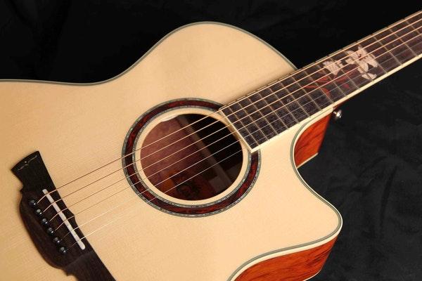 Какая акустическая гитара лучше?